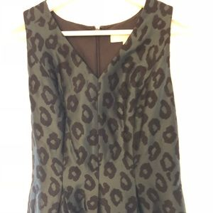 LOFT Dresses - Loft Leopard Dress